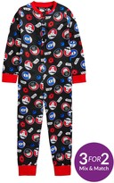 Star Wars Starwars Boys Sleepsuit