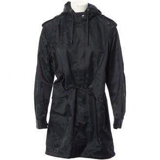Coach Black Cotton Coats
