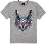 Marcelo Burlon County of Milan Owl-Graphic T-Shirt