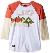 Lrg Men's Uncharted Raglan