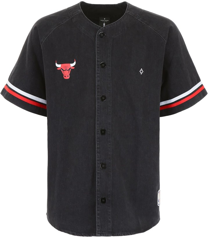 the best attitude 6a361 3f9a6 Chicago Bulls Denim Shirt