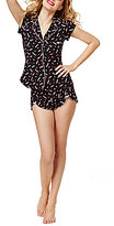 Betsey Johnson Sweet Dreams Flirty Pajamas
