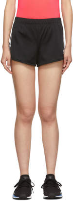 adidas Black 3-Stripe Shorts