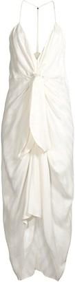 Significant Other Daphne V-Neck Wrap Dress