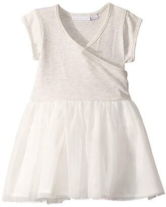 Elegant Baby Tutu Dress (Infant) (Grey) Girl's Jumpsuit & Rompers One Piece