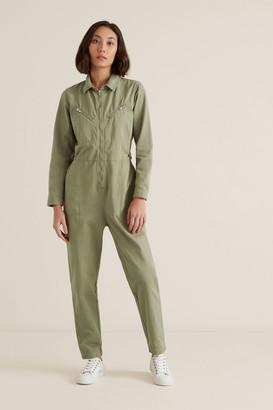 Seed Heritage Zip Detail Boiler Suit