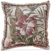 """Croscill Anguilla 18"""" Square Decorative Pillow"""