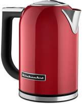 KitchenAid Brushed Stainless Steel 1.7 Liter Electric Kettle