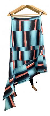 Eudon Choi Multicolour Polyester Skirts
