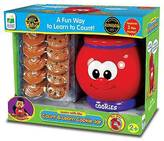 The Learning Journey Learn with Me, Count and Learn Cookie Jar