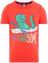 Joules Boys Totally Oarsome Dino T-Shirt