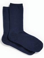 Talbots Melange Trouser Socks