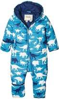 Hatley Silhouette Dino Winter Bundler (Infant)