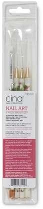 Cina Nail Creations Nail Art Brush Kit