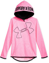 Under Armour Storm Fleece Big Logo Hoodie, Big Girls (7-16)