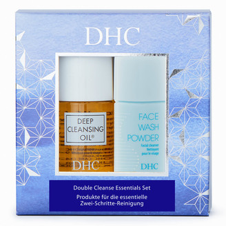 DHC Double Cleanse Essentials Set (Worth 9.00)