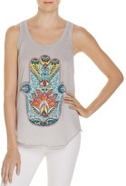 Chaser Vintage Jersey Graphic Tank