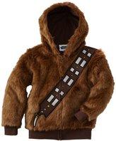 Star Wars Big Boys' I Am Chewie Character Hoodie