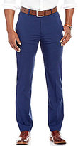 Murano Barcelona Collection Alex Modern Slim Fit Flat-Front Check Pants