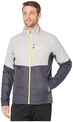 Spyder Glissade Hybrid Insulator Jacket (Alloy) Men's Coat