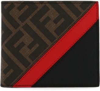 Fendi FF Motif Bifold Wallet