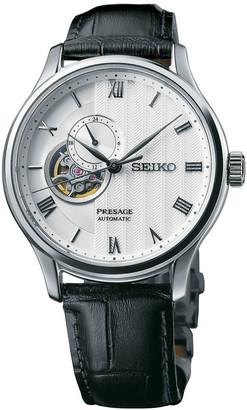 Seiko Presage Japanese Garden Automatic Dress Watch - SSA379J