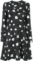 Carven floral print dress