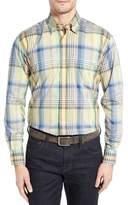 Robert Talbott Men's Anderson Classic Fit Plaid Sport Shirt