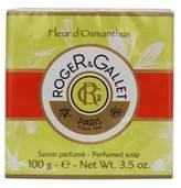 Roger & Gallet Fleur D'osmanthus Perfumed Soap 3.5 Oz.
