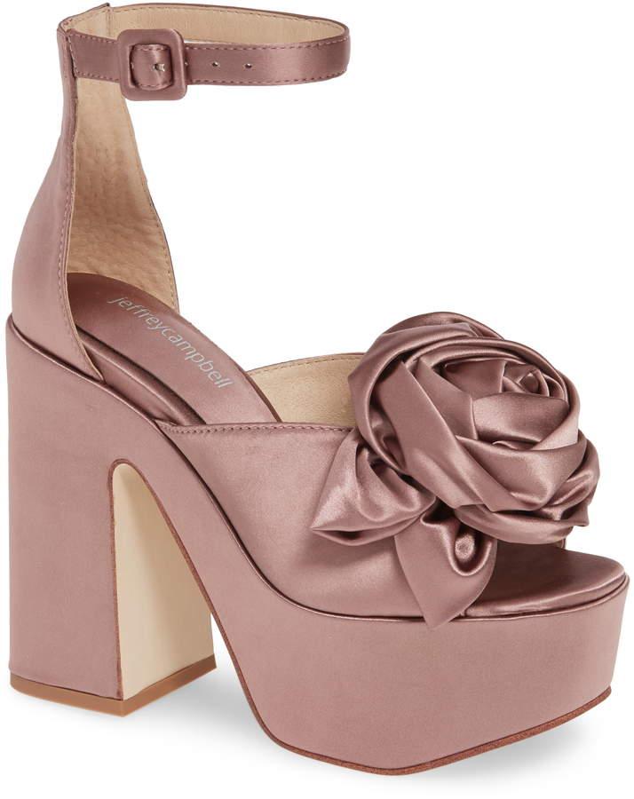 6012856a50e Pink Ankle Strap Women's Sandals - ShopStyle