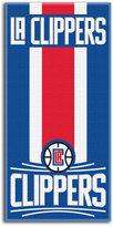 Northwest Company Los Angeles Clippers Zone Read Beach Towel