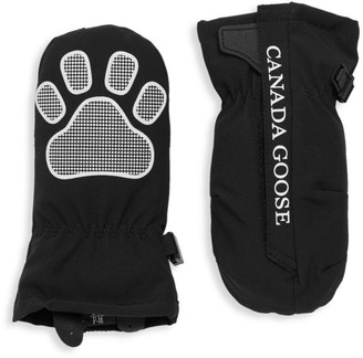 Canada Goose Baby's Paw Mittens
