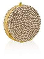 Judith Leiber Couture Macaroon Crystal Pillbox