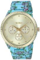 XOXO Women's Analog-Quartz Watch with Ceramic Strap
