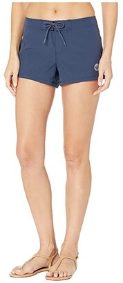 Roxy To Dye 2 Boardshort (Mood Indigo) Women's Swimwear