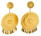 Aurelie Bidermann Pachacamac Earrings