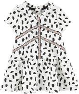 Ikks Printed fleece dress