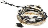 GUESS Women's Kat Black Bracelet Set