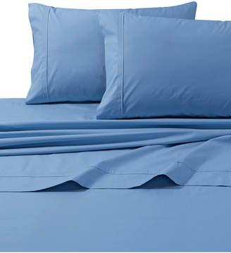 Tribeca Living 300 Thread Count Cotton Percale Extra Deep Pocket Twin Xl Sheet Set Bedding