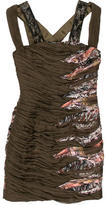 Matthew Williamson Embellished Silk Dress w/ Tags