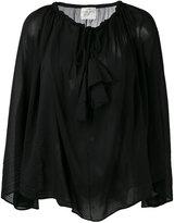 Forte Forte shift blouse - women - Silk/Cotton - I