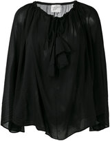 Forte Forte shift blouse - women - Silk/Cotton - II