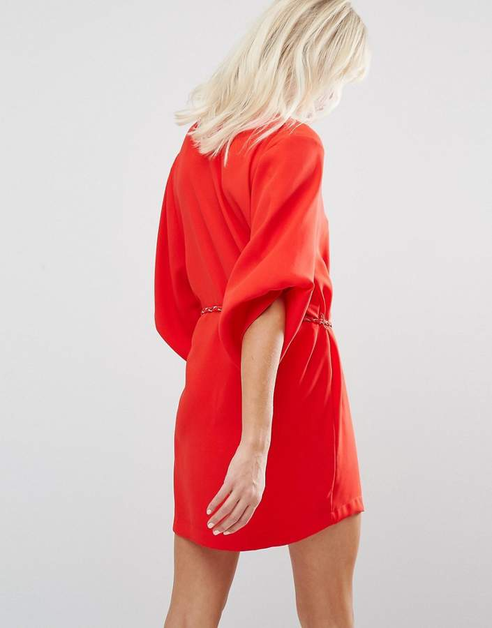 Suncoo Red Dress