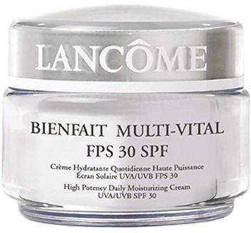 Lancôme Bienfait Multivital Fluide High Potency Moisturiser With Micronutrients Vitanutri-8 SPF 30