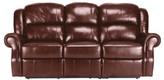 Garda 3-seater Electric Recliner Leather Sofa