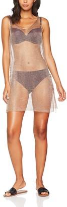New Look Women's Lurex Dress Cover-up