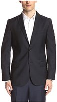 J. Lindeberg Men's Hopper Soft 100's Structure Sportcoat