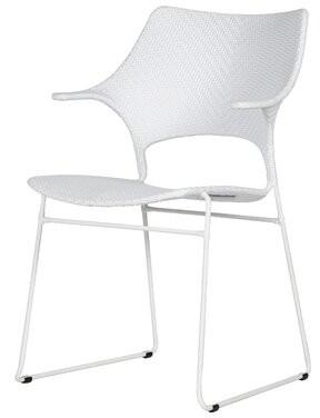 Bungalow Rose Zen Outdoor Patio Dining Chair