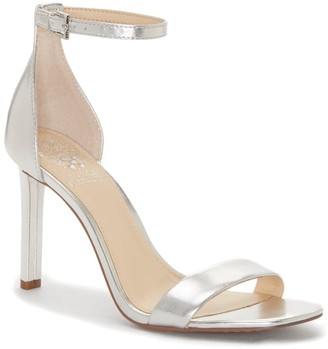 Vince Camuto Lauralie Leather Ankle Strap Sandal