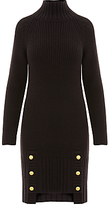 Somerset by Alice Temperley Double Placket Knitted Tunic Dress